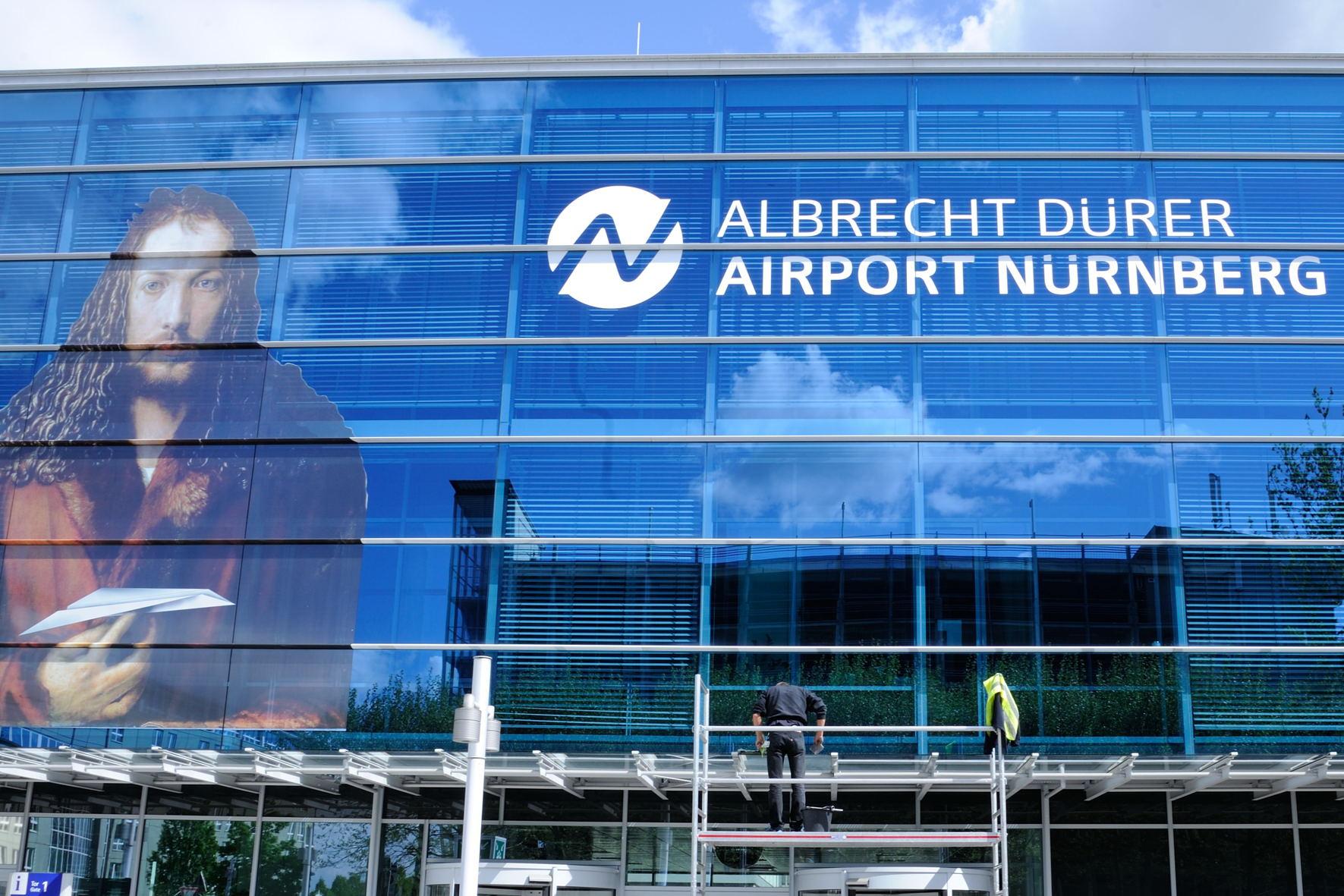 Lufthansa streicht Nürnberg - München