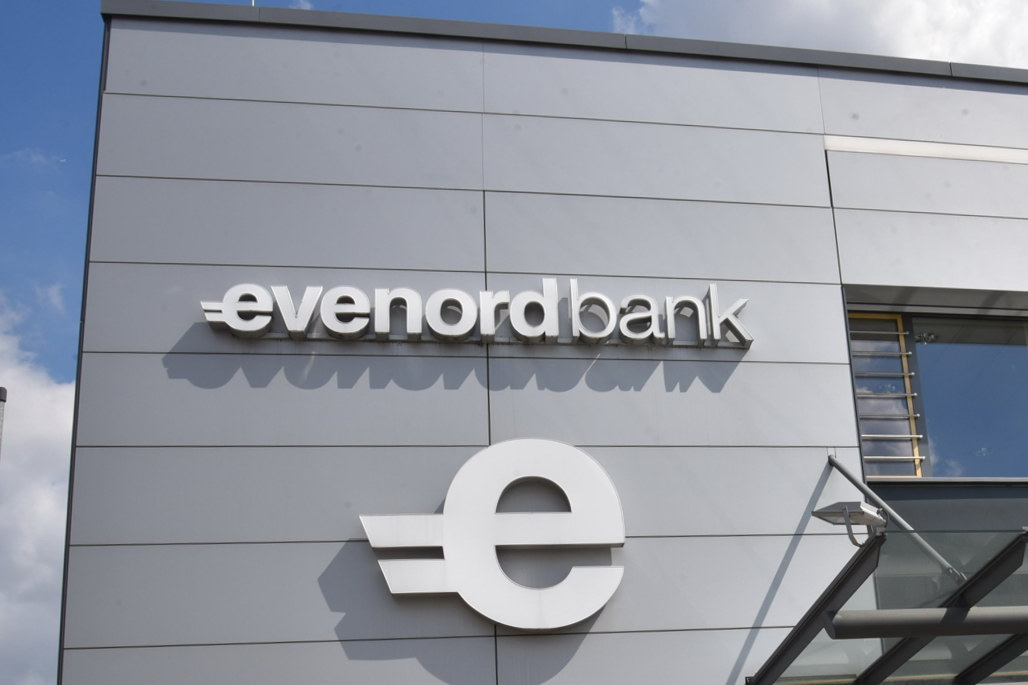 Evenord-Bank: Steigende Volumina, sinkender Gewinn