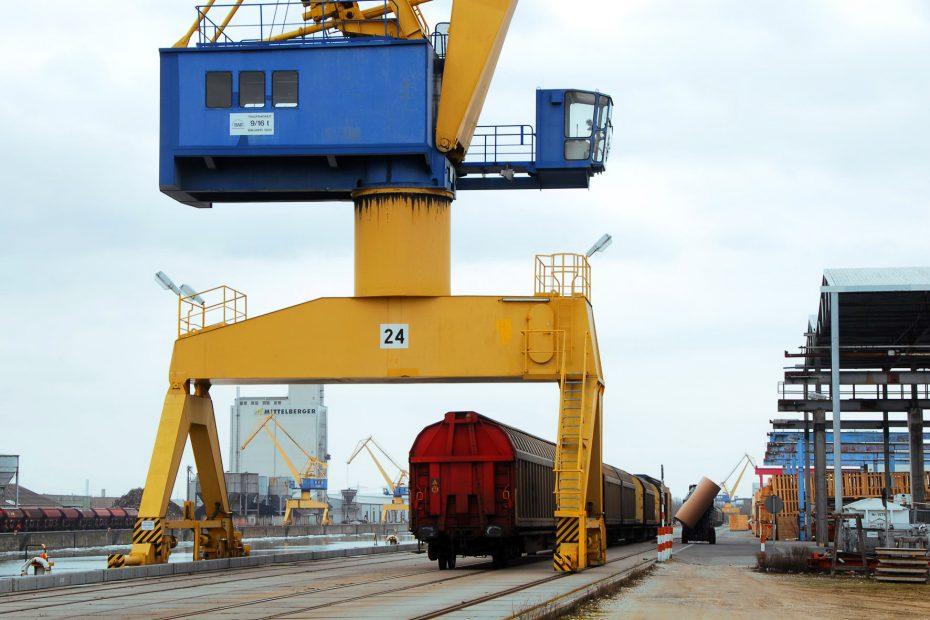Hafen Nürnberg sichert Lieferketten