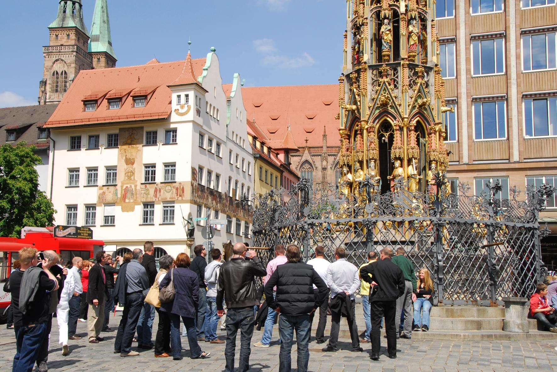 Kräftiger Einbruch im Nürnberger Gastgewerbe