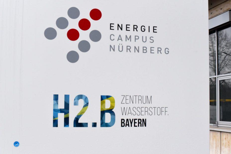 H2.B: Wasserstoff-Werbung auf IAA