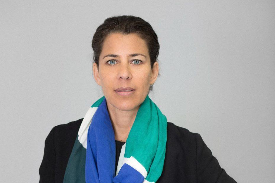 Nadine Vicentini gestaltet jetzt Bayern Design