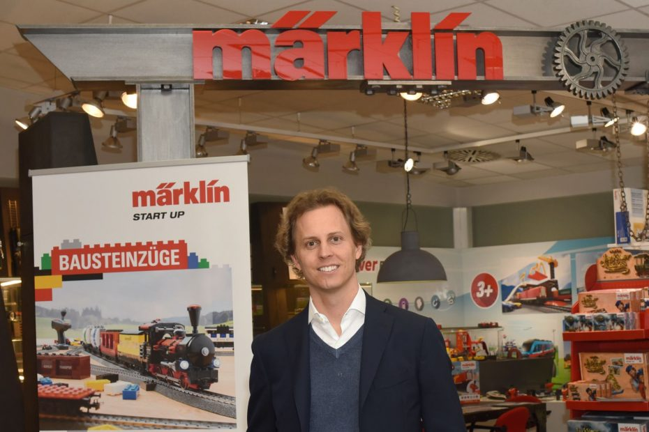 Florian Sieber wird CEO von Simba Dickie