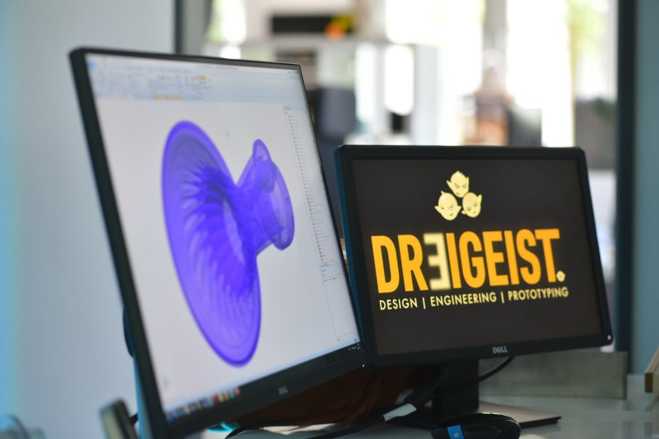 Dreigeist kooperiert mit BASF 3D Printing Solutions