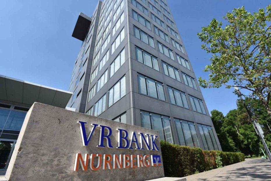 Zusammenschluss zur VR Bank Metropolregion