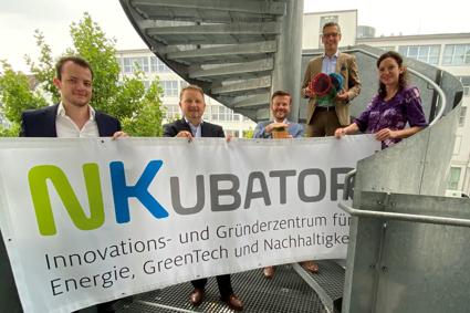 """Neues Innovations- und Gründerzentrum """"NKubator"""" startet"""