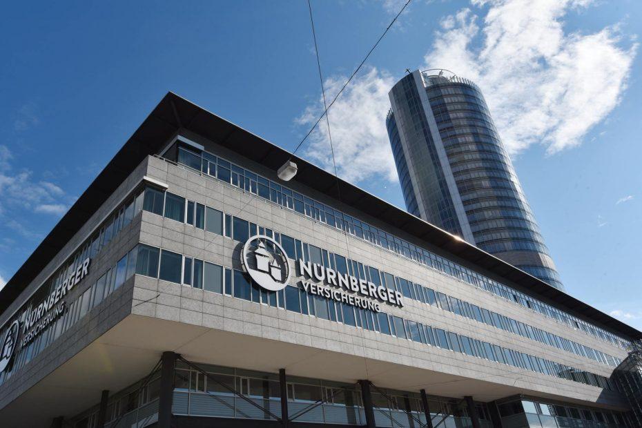 Nürnberger Versicherung sichert mit Noris Network