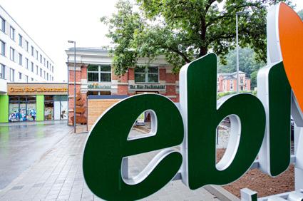 ebl eröffnet in Coburg 31. Markt