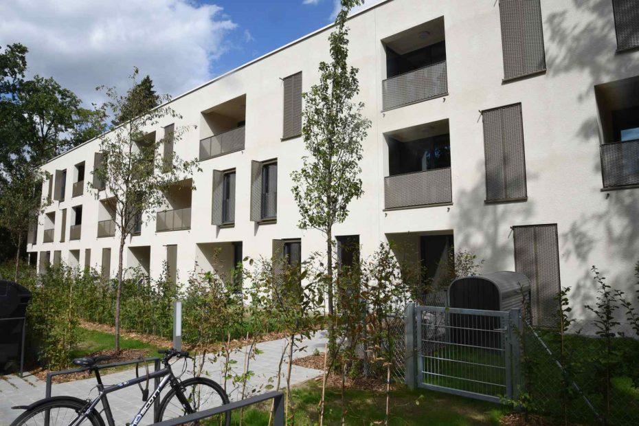 wbg-Projekt für Nachhaltigkeitspreis Architektur nominiert